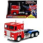 JADA TOYS 253115005 1:24 Transformers G1 Optimus Prime