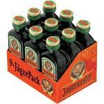 Jägermeister aus Deutschland 9 x 2cl Pack