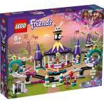 JAKO-O LEGO® Friends 41685 Magische Jahrmarktachterbahn, bunt