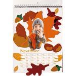JAKO-O Mal- und Bastelkalender, weiß, weiß