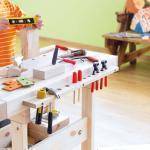 JAKO-O Werkzeugleiste für Werkbank, beige