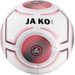 JAKO Spielball Futsal 420 Gramm Weiss Grau Rot F18 - 2334 4