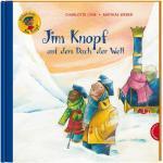 Jim Knopf: Jim Knopf auf dem Dach der Welt als Buch von Michael Ende/ Charlotte Lyne