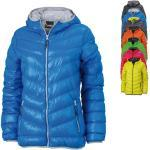 JN1059 James+Nicholson Ladies' Down Jacket