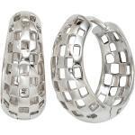 JOBO Paar Creolen, 925 Silber