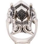 John Hardy 'Naga' Ring - Metallisch