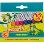 JOLLY Painty Wachsmalkreiden - 10 Stk