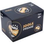 JOOLA Prime 40+ 72 Bälle, ITTF, weiß