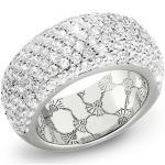 Joop Fingerring »Ringe,Größe 60/19,rhodiniert«