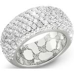 JOOP JOOP Ring für Damen, Sterling Silber 925 Ringe Weiss Damen