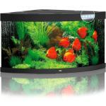 JUWEL Trigon 350 LED Aquarium, 350 Liter, schwarz