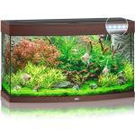 JUWEL Vision 180 LED Aquarium, 180 Liter, dunkelbraun