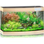Juwel Vision 180 LED Aquarium - helles Holz