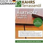 KAHRS Terrassenöl, Hartholzöl, UV Natur 3 L, PET-Kanister