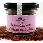 Kakaosalz mit Chili 90g aus der Finca Marina Gewürzmanufaktur
