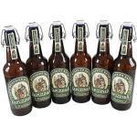 Kapuziner Weißbier (6 Flaschen à 0,5 l / 5,4% vol.)