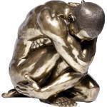 Kare-Design SKULPTUR, Bronze, Kunststoff, 35x54x45 cm