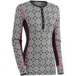 Kari Traa Rose LS Shirt Ebon 621779 100% Merino Unterhemd Gr. XL