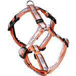Karlie Art Joy Plus Geschirr, Sport L: 90 - 120 cm B: 25 mm XL orange