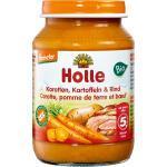 Karotten, Kartoffeln & Rind - 190g - Demeter, ab dem 5. Monat