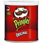 Karton Chips Pringles Original 40g (2,28 € pro 100 g)
