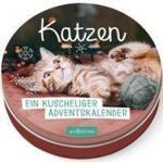 Katzen - Ein kuscheliger Adventskalender für Katzenfans