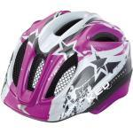 KED Meggy Kinder Fahrradhelm Violett Stars S 46-51 cm
