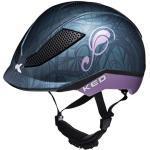 KED Pina Helm Kinder Night Blue Matte Kopfumfang M | 51-56cm 2021 Fahrradhelm