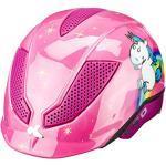 KED Pina Helm Kinder Unicorn Kopfumfang M | 51-56cm 2021 Fahrradhelm