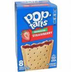 Kellogg's Pop-Tarts Unfrosted Strawberry 8er