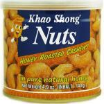 Khao Shong Nuts Honey Roasted Cashews 185g