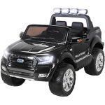 Kinder Elektroauto Ford Ranger Wildtrak Allrad Lizenziert schwarz