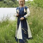 Kinder-Wikingerkleid Svala