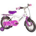 Kinderfahrrad RS-4 2.0, 12 Zoll lila pink