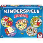 Kinderspiele-Sammlung Klassiker, bunt
