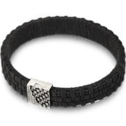 Kingka Armband »925 Leder Armband«