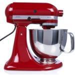 KitchenAid Artisan Küchenmaschine 4,8 Liter 5KSM125 - Empire Rot