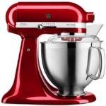 KitchenAid Artisan Küchenmaschine 4,8 Liter 5KSM185PS - Liebesapfel-Rot