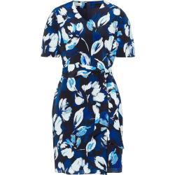 Kleid aus 100% Seide Uta Raasch mehrfarbig