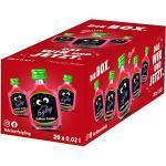 Kleiner Feigling   Erdbeer Colada   20 x 20ml   Marken-Spirituose   Premium Likör   Feiern mit Fantasie   Der Party-Shot