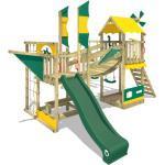 Kletterturm mit Rutsche Smart Cruiser | Kinderspielturm