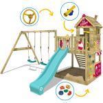 Kletterturm mit Rutsche Smart Sparkle | Kinderspielturm