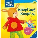 Rote Ravensburger Kinderknöpfe