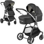 Knorr Baby Kombi-Kinderwagen Yuu - Melange-Anthrazit inkl. Gratis Mobilitätsgarantie + 7,80€ Cashback auf Deine nächste Bestellung