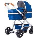 "knorr-baby Kombikinderwagen ""For You"" blau (860602)"