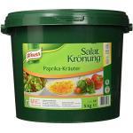 Knorr Salatkrönung Paprika Kräuter Dressing (Basis für Salatdressing mit ausgesuchten Kräutern, Gewürzen und kräftiger Paprikanote) 1er Pack (1 x 5 kg)