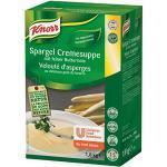 Knorr Spargel Cremesuppe Trockenmischung (mit feiner Butternote) 1er Pack (1 x 1,8kg)