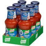 Knorr Steak-Sauce 250 ml, 6er Pack