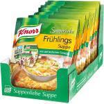 Knorr Suppenliebe Frühlingssuppe ergibt 0,75 Liter, 14er Pack