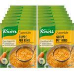 Knorr Suppenliebe Rindfleischsuppe ergibt 0,75 Liter, 14er Pack